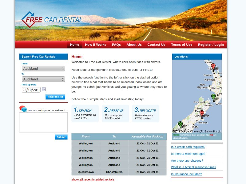 freecarrental.co.nz